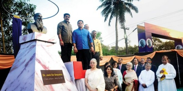 Jack Sequeiras statue will come up in assembly complex soon Vijai