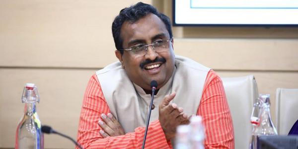 जम्मू-कश्मीर 'पॉलिटिकल स्पेस' से लेकर नज़रबंद नेताओं पर राम माधव का बड़ा बयान