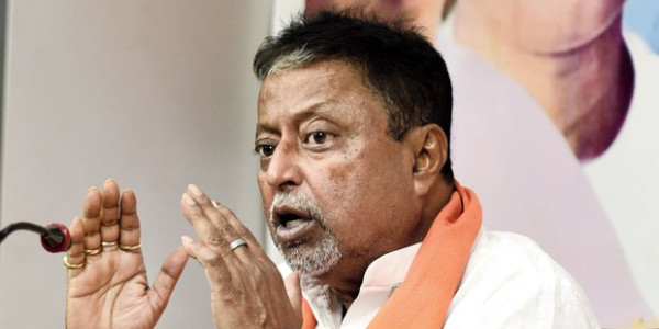TMC Workers Killed 35 RSS-BJP Workers: Mukul Roy