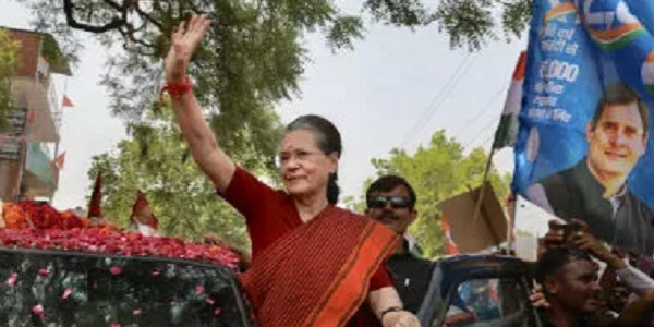 केंद्र को घेरने के लिए कांग्रेस की भारत बचाओ रैली