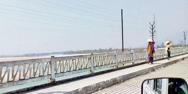 बिहार में मार्च 2020 तक तीन बड़े पुलों पर शुरू हो जायेगा आवागमन