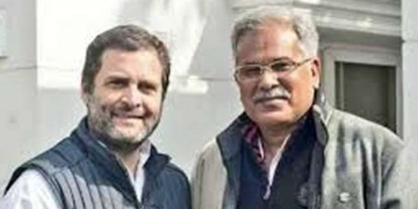 chhattisgarh-raipur-rahul-said-in-bastar-i-am-not-your-political-family-relations-telling-anyone-to-do-the-work
