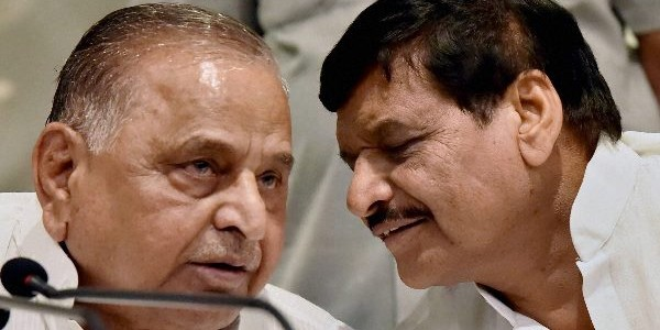 अखिलेश नहीं, लेकिन शिवपाल ने किया इस मुद्दे पर पीएम मोदी का समर्थन