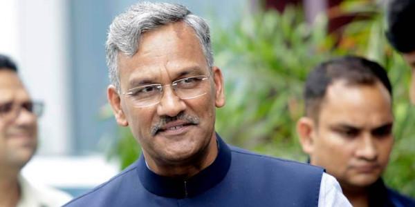 हरिद्वार महाकुंभ को लेकर मुख्यमंत्री से मिले अखाड़ा परिषद के संत