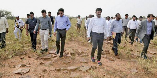 andhra-pradesh/land-for-setting-up-steel-plant-in-kadapa-identified