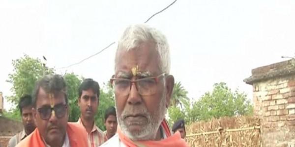 BJP MP Hukumdev Narayan confident of son's victory from Madhubani