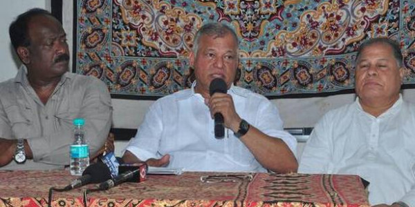 Congress Brings Back Luizinho Faleiro as Tripura in charge