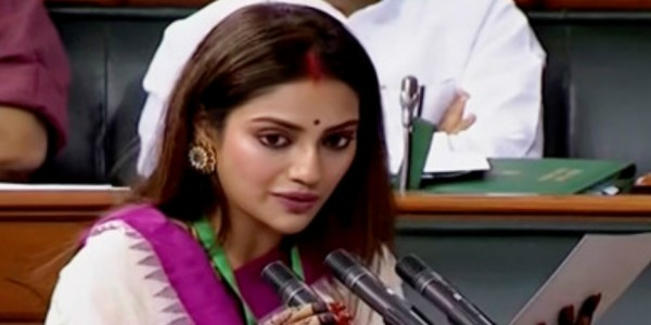 'Love in Disguise': TMC's Nusrat Jahan dismisses 'attention-seeking' trolls, says all set to work for People