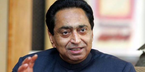 CM कमलनाथ अचानक पहुंचे राजभवन, राज्यपाल के साथ इन मुद्दों पर हुई चर्चा