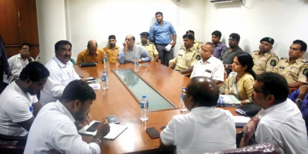 Palyekar: necessary direction was given to coastal police, Coast Guard to tackle illegal fishing