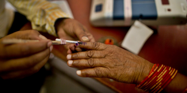 Re-Polling in Five Poll Booths of Haryana