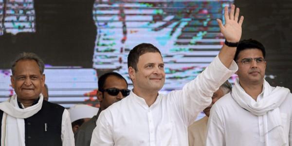 यूपी में प्रियंका, सिंधिया की मदद के लिए कांग्रेस ने राजस्थान से भेजे दो दिग्गज नेता