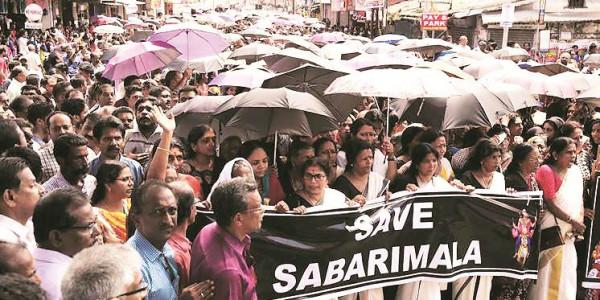 Sabarimala opens tomorrow: Kerala CM proposes entry of women on designated days, Oppn disagrees