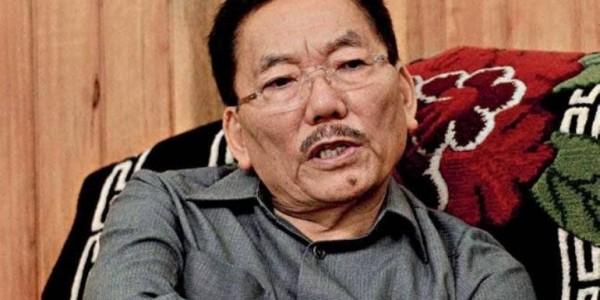 Chamling presents interim Sikkim budget of Rs 3,566.29 crore