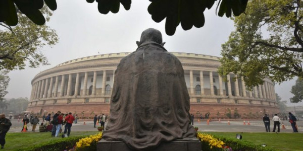 This Winter Session, MPs to get Sanskrit lessons from RSS affiliate