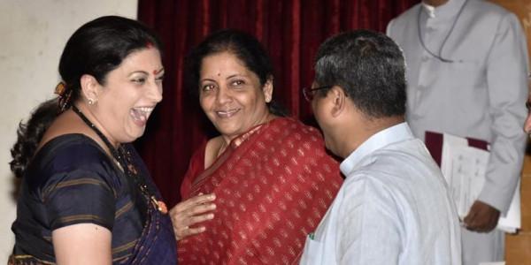 भाजपा संसदीय बोर्ड में शामिल हो सकती हैं स्मृति और निर्मला सीतारमण