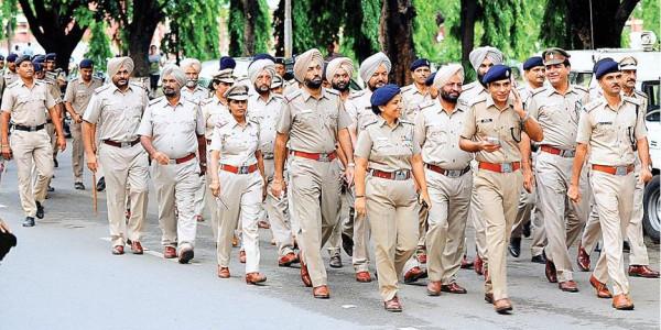 चंडीगढ़ पुलिस देश की सबसे बेहतरीन पुलिस में से एक: बदनोर