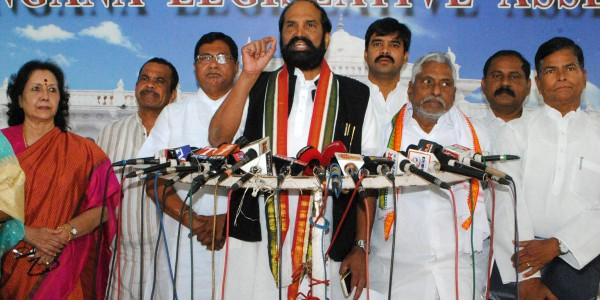 Speaker not protecting our rights,claim Cong, TDP, Left; boycotts house