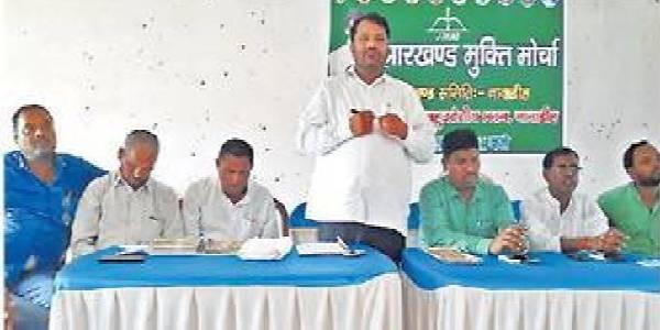 विधानसभा चुनाव के लिए अभी से जुट जाएं कार्यकर्ता : जगरनाथ