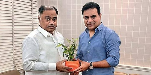 Another Congress legislator to join TRS