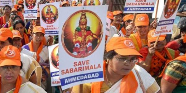 केरल के मंत्री बोले- यहां नहीं बिकते राम, इसलिए अयप्पा का इस्तेमाल कर रही BJP