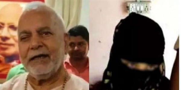 यौन शोषण का आरोप झेल रहे भाजपा नेता चिन्मयानंद गिरफ्तार