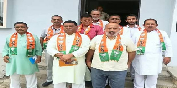 Tarasam becomes BJP's Kisan Morcha's in-charge