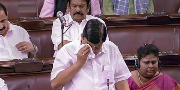 Rajya Sabha bids farewell to five retiring members from Tamil Nadu