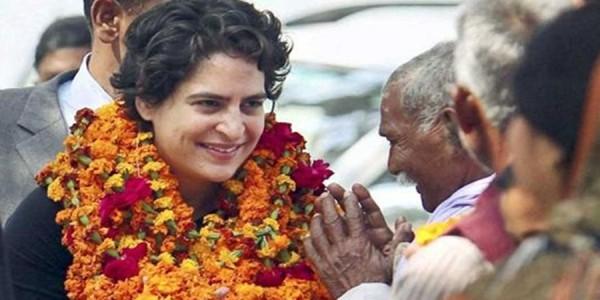 आज देश संकट में है, इसलिए मुझे घर से निकलना पड़ा: प्रियंका गांधी