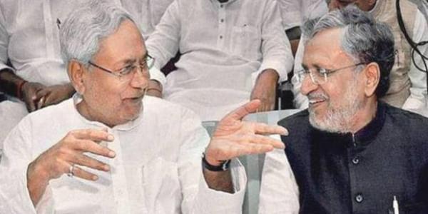 नीतीश के नेतृत्व में लड़ेंगे बिहार विधानसभा का चुनाव: सुशील मोदी