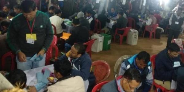 उत्तराखंड पंचायत चुनाव मतगणना: गिनती जारी, आने लगे प्रधान पद के परिणाम