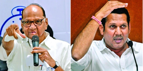 Probable face-off between Udayanraje Bhosale and Sharad Pawar to up heat in Satara this poll season