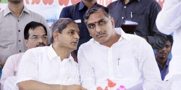 MMD crest gates to be in place by year-end, says Harish Rao