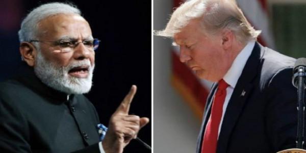 डोनाल्ड ट्रंप के 'धोखे' का प्रधानमंत्री मोदी ने इस अंदाज में दिया जवाब