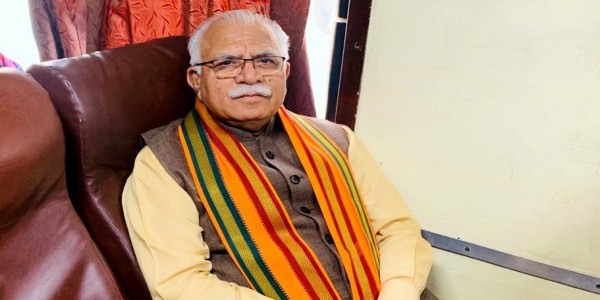 Haryana Assembly election results: Khattar, Hooda ahead in early trends