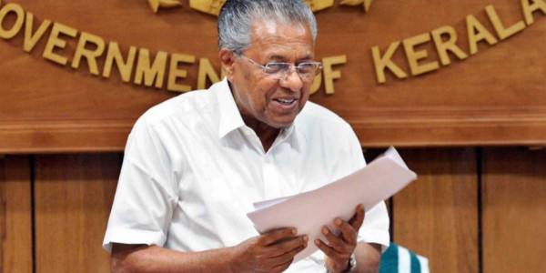 Sabarimala fight a bid to drag society backwards, says Kerala CM