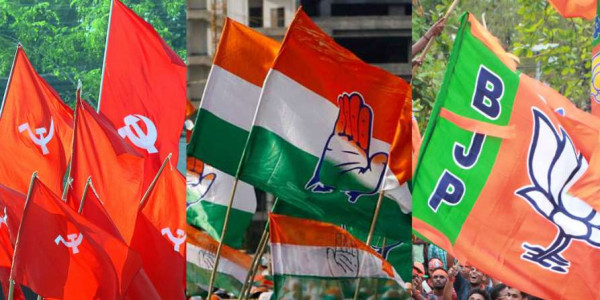Exit polls: Manjeswaram, Ernakulam, Konni for UDF; Aroor and Vattiyoorkavu for LDF