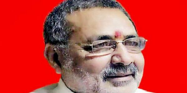 BJP के फायरब्रांड नेता गिरिराज सिंह ने POK को लेकर दिया नया नारा, कहा- '...अबकी बार, उस पार'