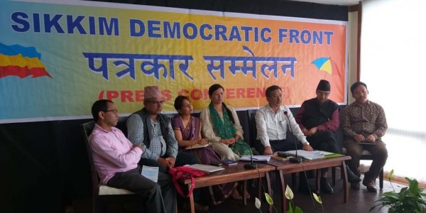 SDF questions credibility of poll survey; asserts survey violation of MCC