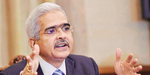 Shaktikanta Das Appointed as New RBI Governor