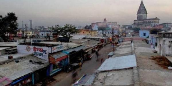 अयोध्या में मस्जिद के लिए जमीन पर चर्चा शुरू, मुस्लिम नेताओं ने की अयोध्या में जमीन देने की मांग