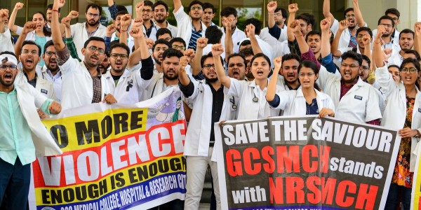 West Bengal Junior Doctors Resume Work, Hospital Services Back To Normal