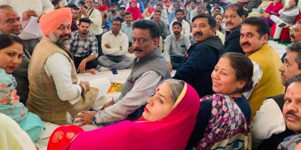 कुलदीप सिंह राठौर ने का इन्वेस्टर मीट को बताया औद्योगिक मेला