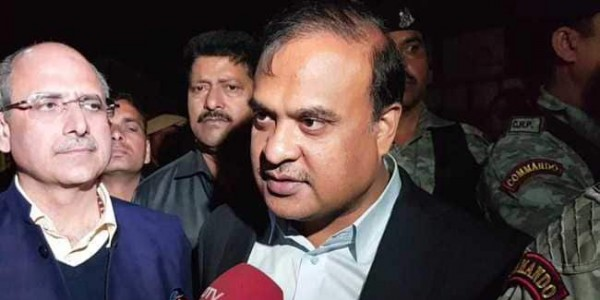 Himanta Biswa Sarma Is Assam's 'Jinnah', Says Congress