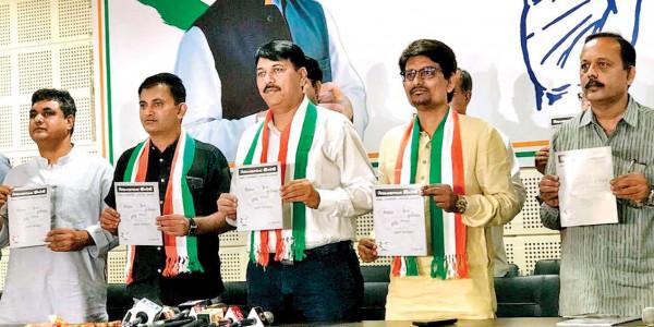 Ahead of polls, Gujarat Congress gets jumbo 402-member body