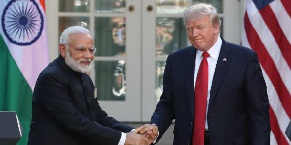 अमेरिका में भारतीय समुदाय को संबोधित करने वाले मोदी के कार्यक्रम में ट्रंप होंगे शामिल