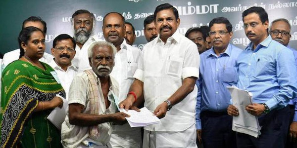 Tamil Nadu Chief Minister promises redressal of grievances in 30 days