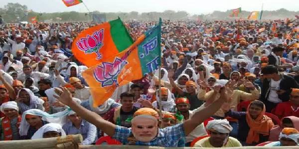 जम्मू-कश्मीर से अनुच्छेद 370 हटने से यूपी में बीजेपी को बड़ा फायदा, बने 55 लाख नए सदस्य