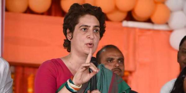 Ayodhya Verdict : आपसी प्रेम की परंपरा बनाए रखना हमारी जिम्मेदारी, फैसले से पहले बोलीं प्रियंका