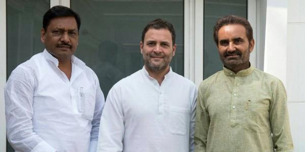 राहुल गांधी के साथ कांग्रेस नेताओं की बैठक खत्म, RJD के साथ विवाद सुलझा